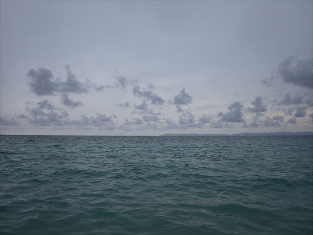 ニシ浜から3日目