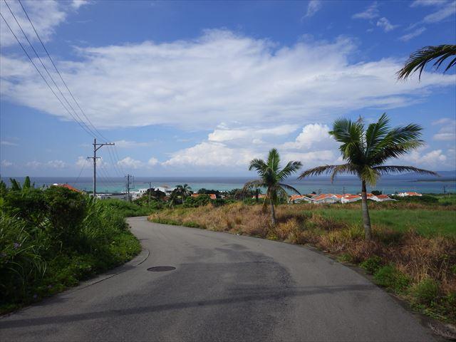 赤い屋根-小浜島