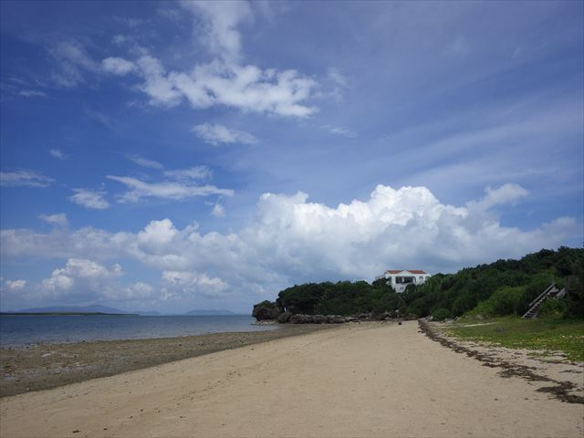 コーラルビーチ3-小浜島