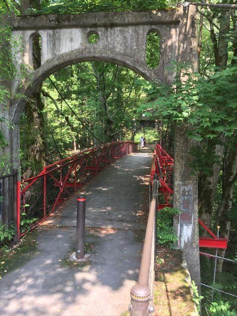鹿教湯温泉-五台橋